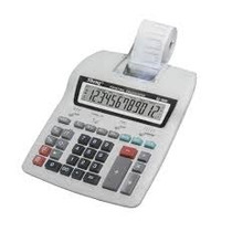 Calculadora Com Bobina Ka-9899 Sheng Nova Na Caixa.