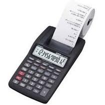 Calculadora Casio Compacta 12 Digitos C/bobina Hr-8tm Casio