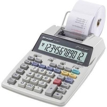 Calculadora Sharp El-1750v (127v) C/ Nota Fiscal E Garantia