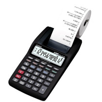 Calculadora Casio C/ Bobina 12 Dígitos Hr 8tm Bk Aa Dh Loja
