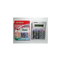Calculadora Sheng Ka-5736a 8 Digitos - Na Caixa