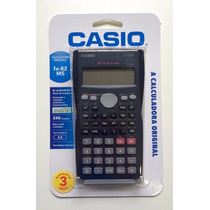 Calculadora Científica Casio Original Fx-82ms