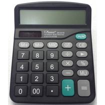 Calculadora Kenko - Kk-837b - 12 Digitos C/ 10 Unidades