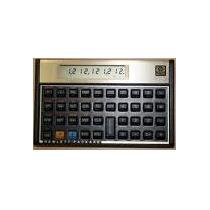Calculadora Hp-12c Financeira C/manual + Capa