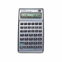 Calculadora Financeira Hp-17bii+ Portugues