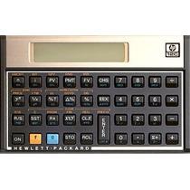 Calculadora Financeira Hp 12c Gold Original Em Português