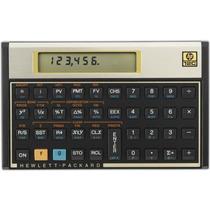 Calculadora Financeira Hp12c Gold Original Lacrada + Capa