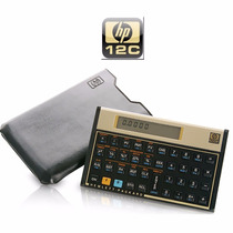 Calculadora Financeira Hp 12c Original
