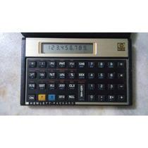 Calculadora Hp12c Gold + Capa Protetora