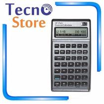 Calculadora Financeira Hp 17bii+ 12 Dígitos - 12x Sem Juros!