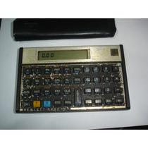 Lote Calculadoras Gráfica Hp50g E Hp12c Com Defeito