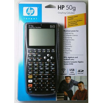 Calculadora Grafica Hp 50g Manual Portugues Nova Na Caixa