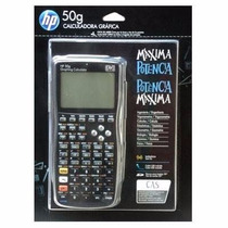 Calculadora Gráfica Hp 50g Lacrada De Fabrica Original