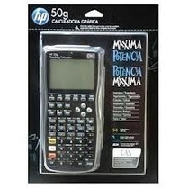 Calculadora Gráfica Hp 50g Lacrada