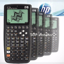 Calculadora Gráfica Hp 50g Com Capa Hp50g - Pronta Entrega