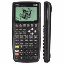 Calculadora Hp 50g Grafica Portugues Preto