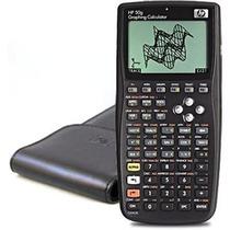 Calculadora Gráfica Hp 50g Com Capa Hp50g Original - Lacrada
