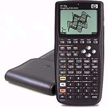 Hp Calculadora Gráfica 50g C/manual. Original Em Português