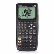 Calculadora Gráfica Hp 50g 3d 5 Mb + Bolsa + Cartão Memória