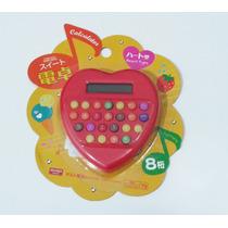 Calculadora Formato De Coração