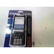 Calculadora Gráfica Casio Classpad Cp-400 Lacrada P. Entrega