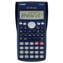 Calculadora Casio Digital Científica Fx-82ms
