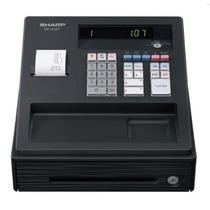 Caixa Registradora Sharp Xe-a107 Com Garantia Frete Grátis