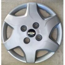 Calota Jogo 4pçs Celta Corsa Prisma Aro 13 Chevrolet Gm 042j