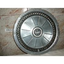 Calota Corcel Em Aço Inox Original - Ref.: 4622