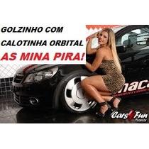 Visual Esportivo !!! Calotas Orbital (04pçs) Aro 13 P/ Gol
