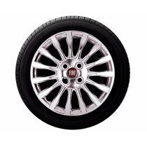 Calota Uno Mpi Mille Way Economy 2013 Fiat Aro 15 P475mtjv