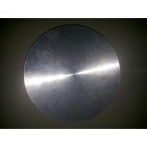 Calota Roda Esportiva Gol Cromada Aluminio