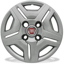 Calota Jogo 4pçs Palio Siena Uno Aro 13 Fiat 132j