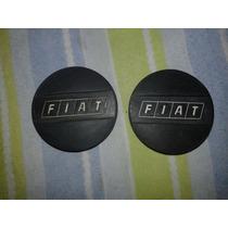 Calotas Do Centro Da Roda Do Fiat 147 Original