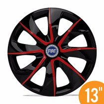 Carlota Esporti 13 Prime Red Vermelha Fiat Palio Uno Siena A