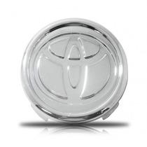 Calota Central Roda Toyota Corolla Cromado