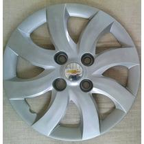 Calota Corsa Max,super Celta Prisma Max Aro14 Chevrolet 094