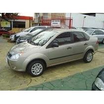 Jogo De Calotas (04 Pçs ) P/ Ford Fiesta Sedan E Hatch