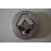 Calota Centro De Roda Renault Clio, Logan, Fluence, Symbol.