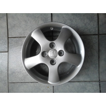 Roda Avulsa Aro 14 Original Honda Fit Ex 2004, Confira!!!