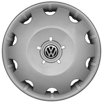 Calota Aro 14 Volkswagen Gol G3 Power E Outros + Emblema