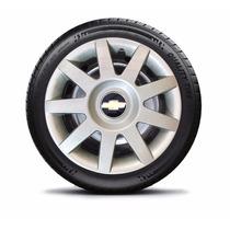 Calota Jogo 4pçs Chevette Corsa Prisma Gm Aro 14 P434j