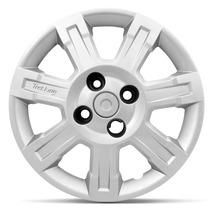 Calota Esportiva Aro 14 Fiat Strada Trekking 2014 Cubo Baixo