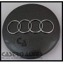 Calota Calotinha Miolo Tampa Central Roda Audi A3 60mm -1 Pç