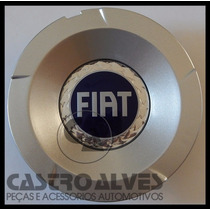 Calota Calotinha Centro Roda Fiat Stilo Abarth Aro 14 - 1 Pç