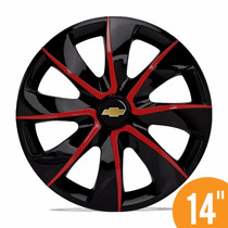 Jogo Carlota Esportiva 14 Prime Black Red Celta Corsa Prisma