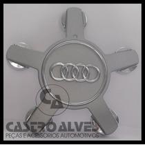 Calota Miolo Centro Roda Vaska Vk278 Audi A3 Sportback -1 Pç