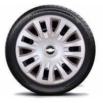 Calota Jogo 4pçs Corsa Hatch Aro14 Gm P455j