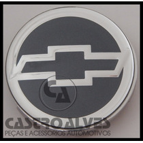 Calota Calotinha Roda Esportiva Scorro Gm Grafite 56mm -1 Pç