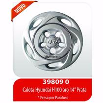 Jogo Calota Hyundai H100 Ano 1997 Até 2004 # Exclusividade